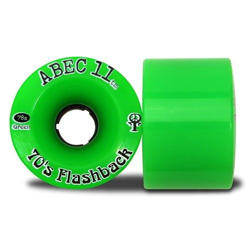 Abec 11 70's Flashbacks 70mm Wheels