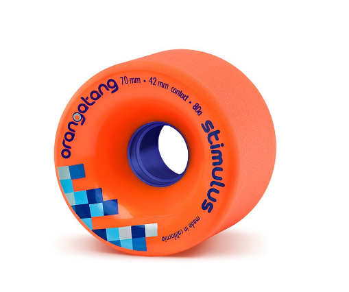 Orangatang Stimulus 70mm x 80a Wheels