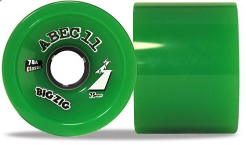 Abec 11 Classic Thane BigZigs 75mm Wheels