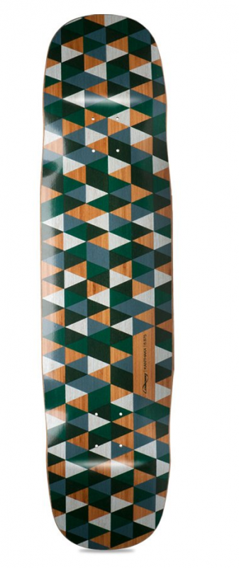 "Loaded Kanthaka 36"" x 8.625"" Deck"
