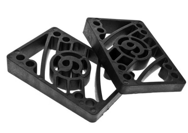 Sector 9 Angled Riser Pads