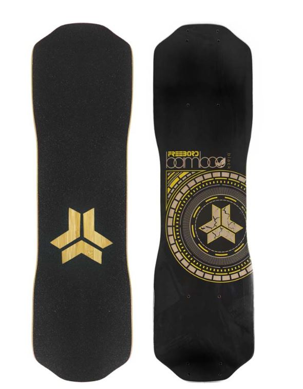 Freebord Black Bamboo Series Decks