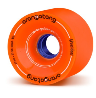 Orangatang 4 President 70mm x 80a Wheels