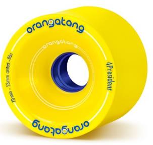 Orangatang 4 President 70mm x 86a Wheels