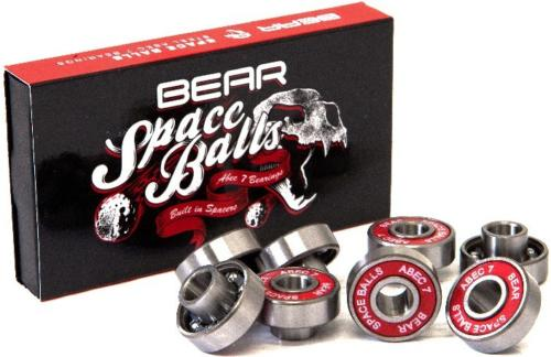Bear Space Balls 8mm Abec 7 Bearings