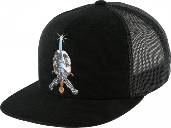 Powell Peralta Skull & Sword Trucker