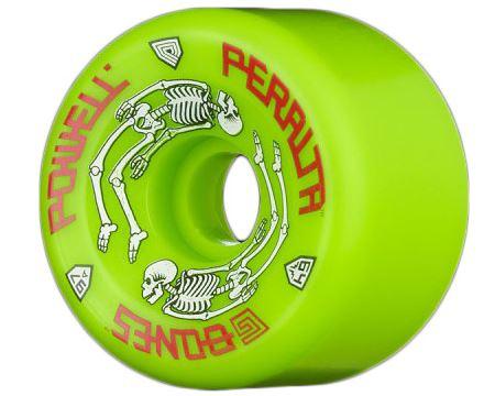 Powell Peralta G-Bones 64mm x 97a Green Wheels