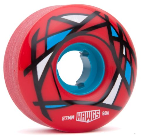 Hawgs Venables 62mm x 90a Wheels