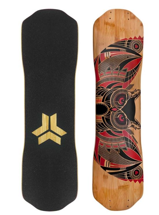 Freebord Owl Bamboo Series Decks