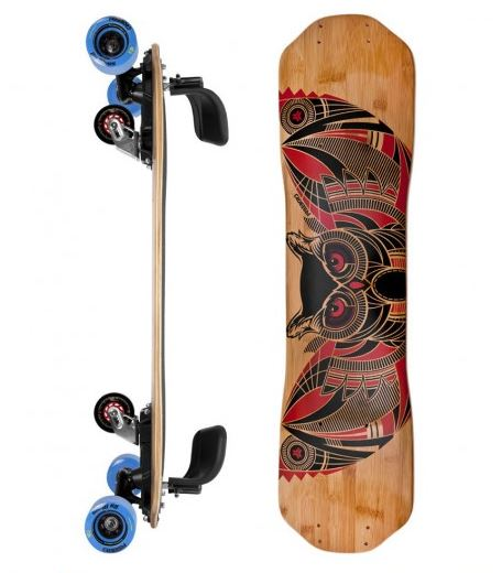 Freebord Owl Bamboo Series Pro Complete