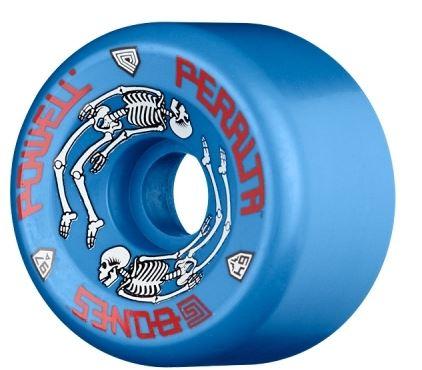 Powell Peralta G-Bones 64mm x 97a Blue Wheels