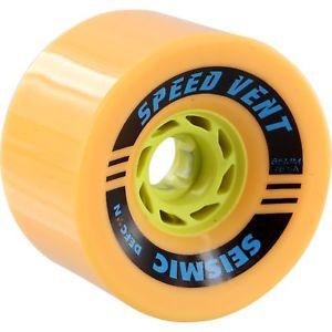 Seismic Speed Vents 85mm x 78.5a Mango Wheels