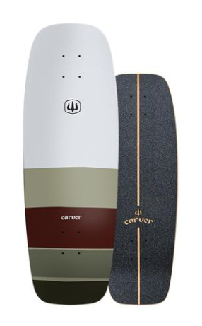 "Carver Mini Simmons 27.5"" Deck"