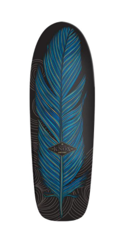 "Carver Fort Knox Quill 31.25"" Deck"
