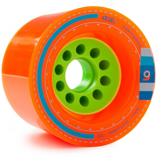 Orangatang Kegel 80mm x 80a Wheels