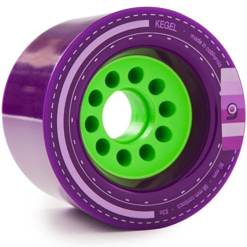 Orangatang Kegel 80mm x 83a Wheels