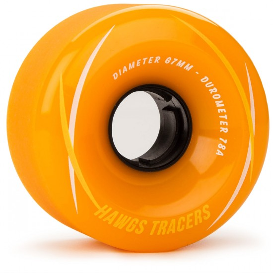 Hawgs Tracer 67mm x 78a Orange Wheels