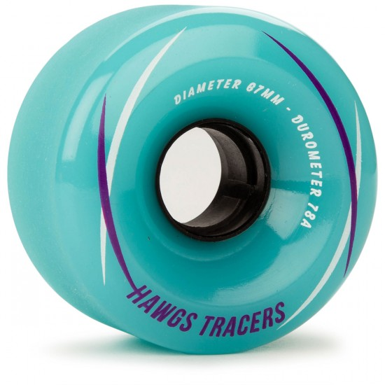 Hawgs Tracer 67mm x 78a Blue Wheels