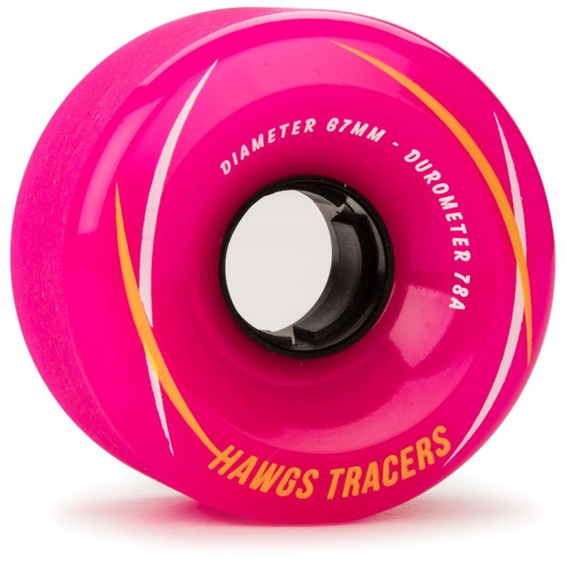 Hawgs Tracer 67mm x 78a Pink Wheels
