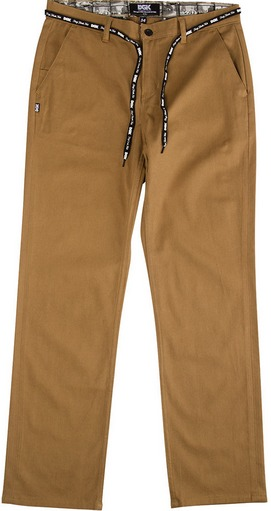 DGK Working Man Chino Dark Khaki Pants