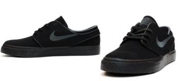 "Nike SB Stefan Janoski Canvas ""Anthracite"" | SBD"