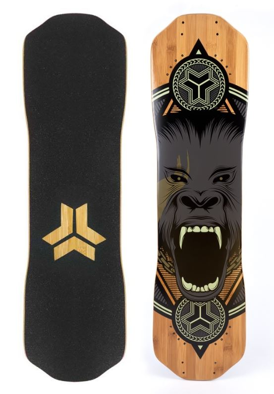 Freebord Primal Bamboo Series Decks