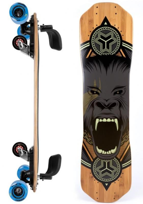 Freebord Primal Bamboo Series Pro Complete