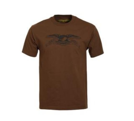 Anti Hero Basic Eagle Brown Tee