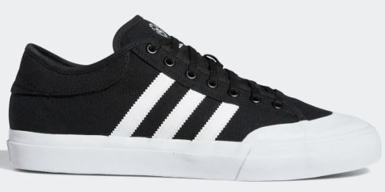 Adidas Matchcourt ADV Black White Shoes