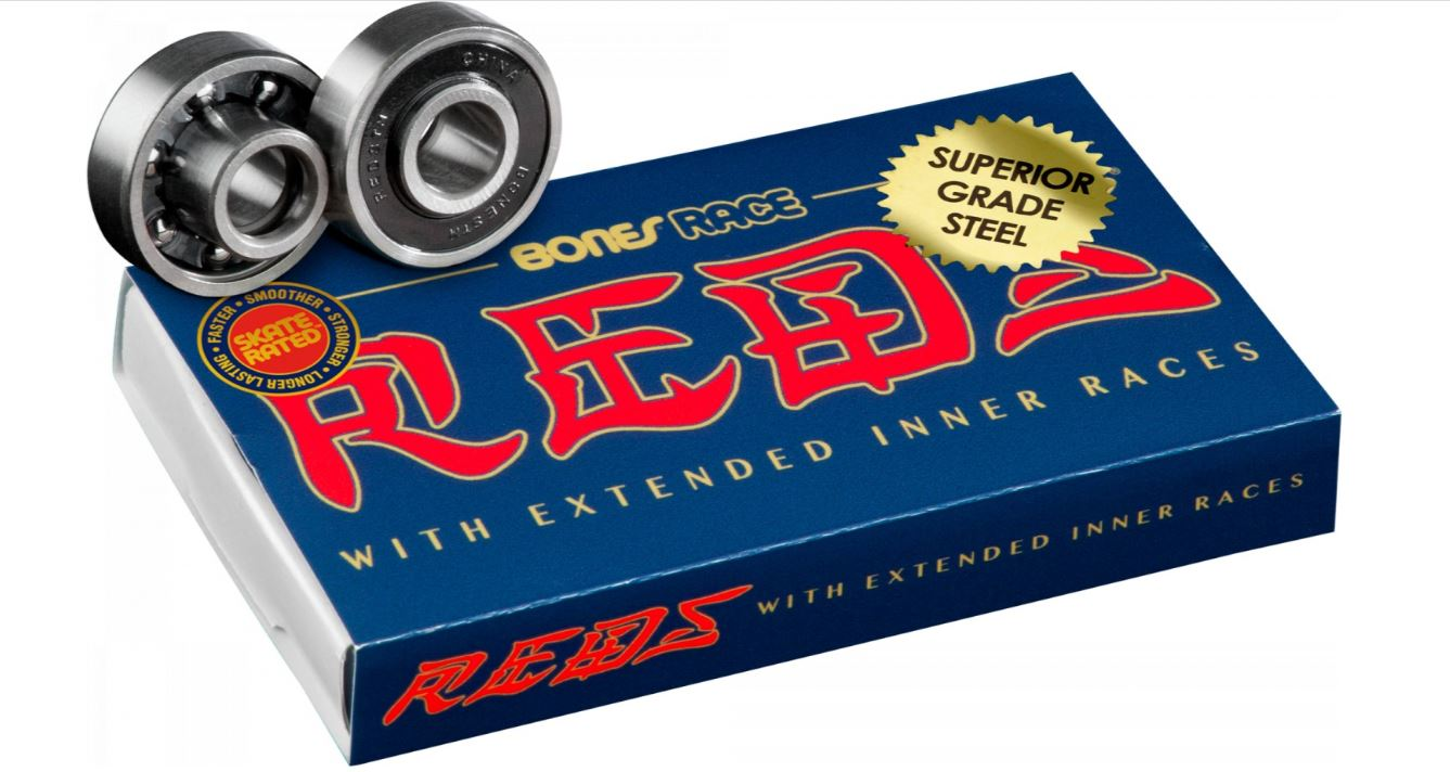 Bones Race Reds Bearings
