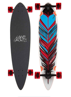 "Landyachtz Maple Chief Feather 36"" Complete"