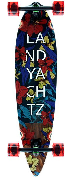"Landyachtz Maple Chief Floral 36"" Complete"