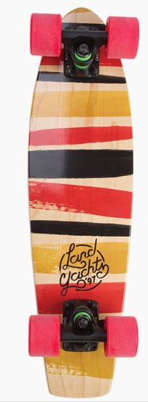 Landyachtz Dinghy 24 Stripes Cruiser
