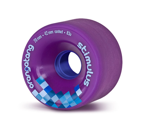 Orangatang Stimulus 70mm x 83a Wheels