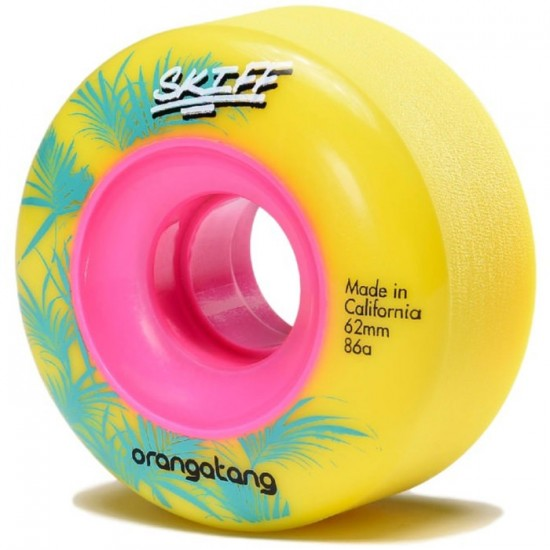 Orangatang Skiff 62mm x 86a Wheels