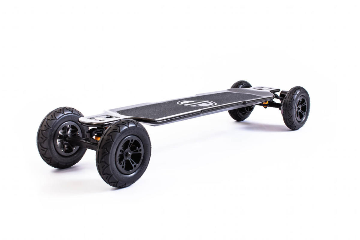 7d20e68f68fab Evolve GT Carbon Series All Terrain Electric Skateboard