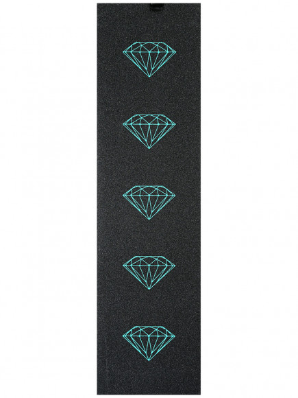 Diamond Brilliant Diamond Blue Griptape