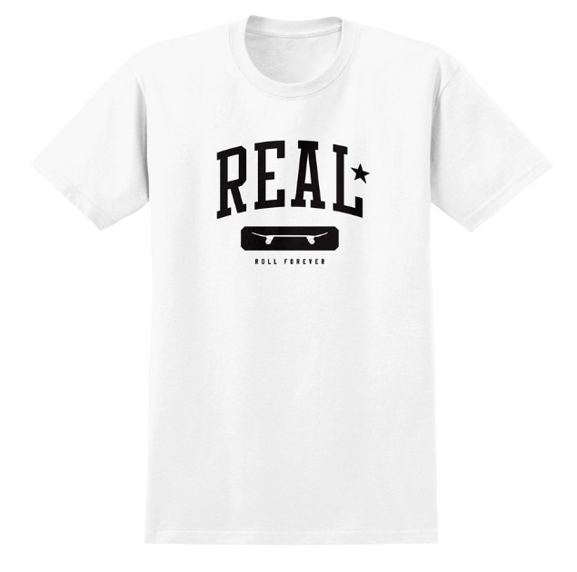 Real Underclass White Tee