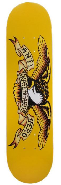 Anti Hero Classic Eagle 7.3 Mini Skateboard Deck