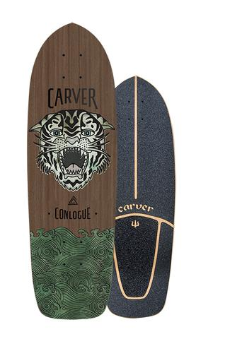 "Carver Conlogue Sea Tiger 29.5"" Deck"