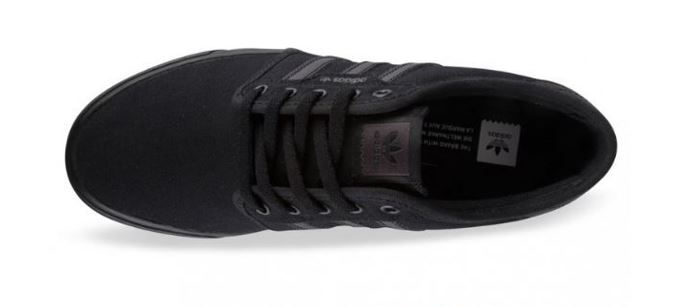 18194d60de74e7 The product is already in the wishlist! Browse Wishlist · Adidas Seeley  Black Black Shoes