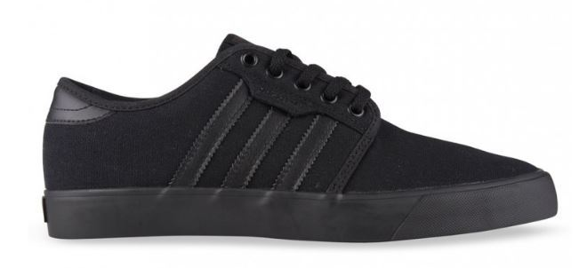 Adidas Seeley Black/Black Shoes