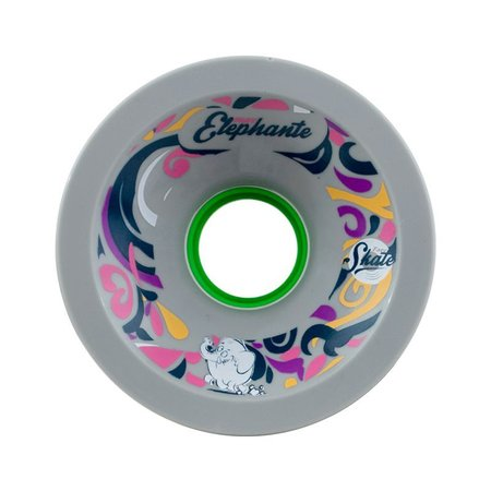 Face Skate Fast Elephante 72mm x 81a Wheels