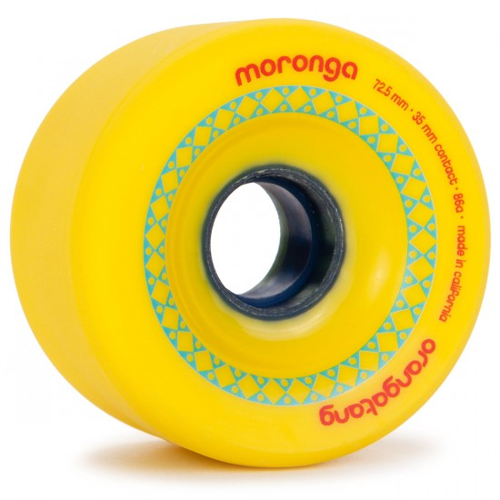 Orangatang Moronga 72.5mm x 86a Wheels