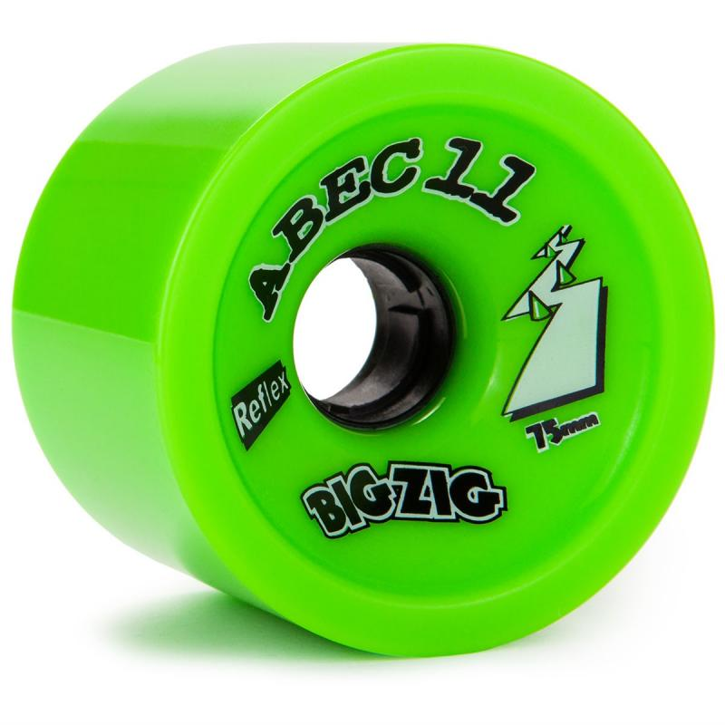 Abec 11 Big Zigs Reflex 75mm x 80a Wheels