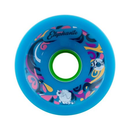 Face Skate Fast Elephante 72mm x 79a Wheels