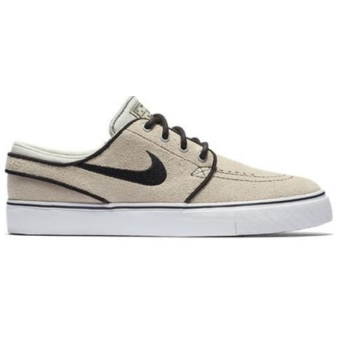 Nike SB Stefan Janoski GS Pale Grey/Black-White Skateboarding Shoes