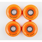 Streetboardz 80mm Orange Wheels