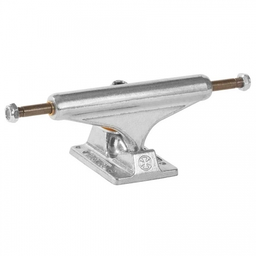 Independent Silver 144mm Stage 11 Skateboard Trucks