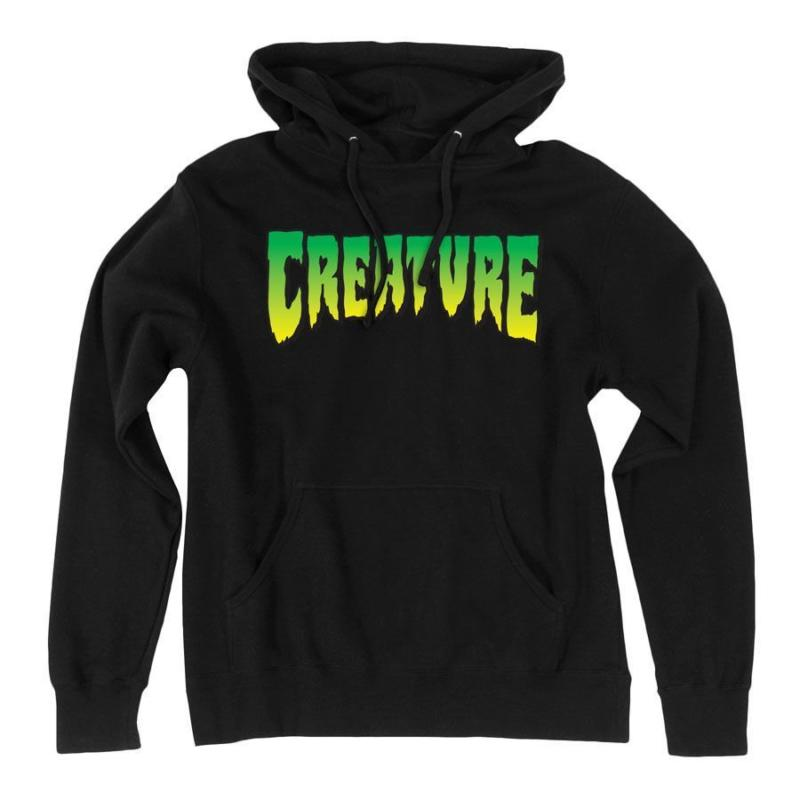 Creature Skateboards Logo Pullover Hoodie